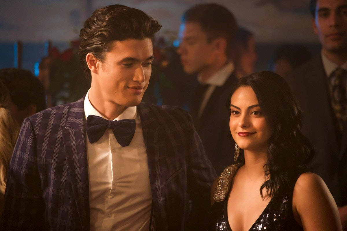 'We're in the mood for chaos' is a perfect Instagram caption for your Riverdale couples costume