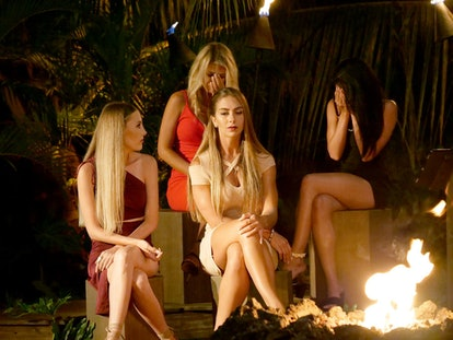 Temptation Island bonfires are a key part of the show's production