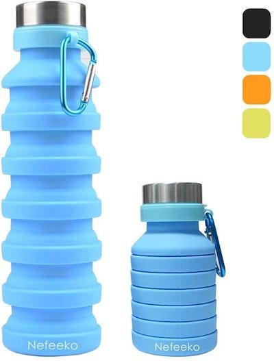 Nefeeko Collapsible Water Bottle