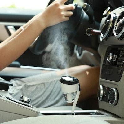 Vyaime Car Essential Oil Diffuser