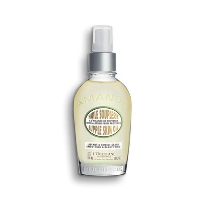L'Occitane Smoothing & Beautifying Almond Body Oil