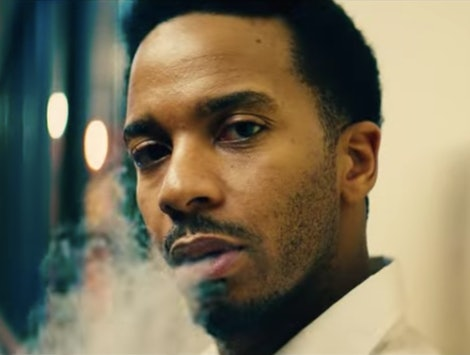 Andre Holland in Moonlight, one of the sexiest movies of the last five years
