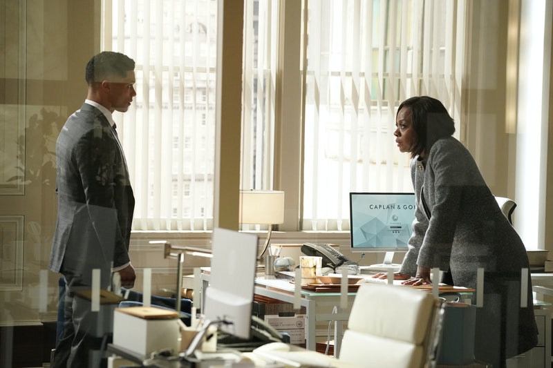 Gabriel may have murdered his mother's boyfriend on 'How To Get Away With Murder'.
