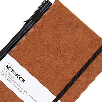 Bangma Wide Ruled Hardcover Notebook