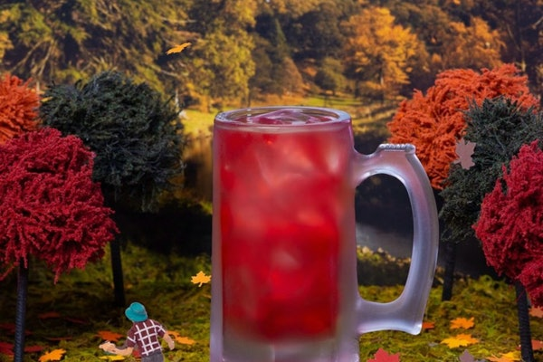 Applebee's $1 Vodka Cranberry Lemonade For November 2019 is going to put you in the mood for Thanksgiving.