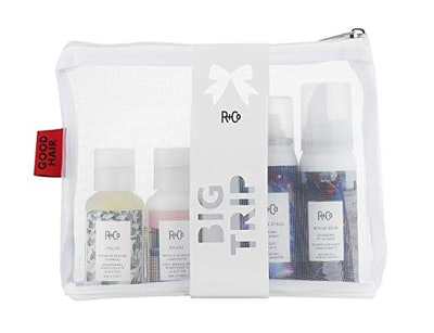 R+Co Big Trip Travel Hair Kit