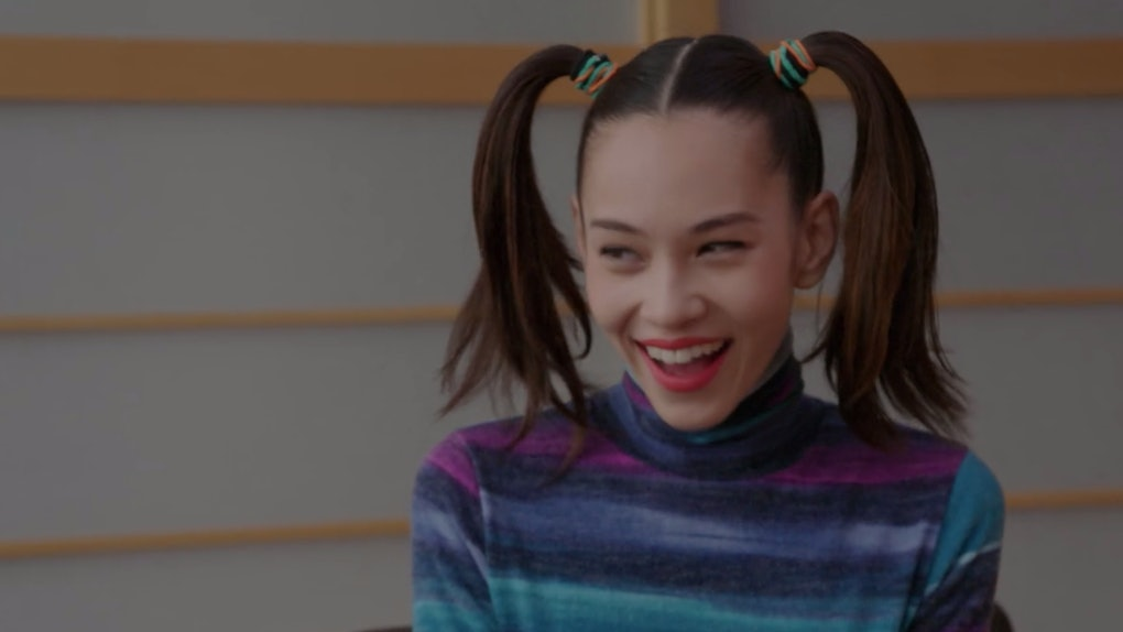 Kiko Mizuhara on 'Queer Eye: We're In Japan!'