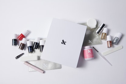 Olive & June's Winter 2019 Collection includes the Holiday Treat Yourself box which has everything you need for at-home manicures.