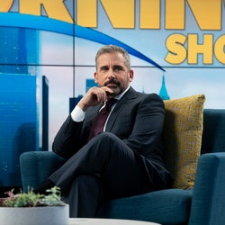 Steve Carell as Mitch Kessler in The Morning Show