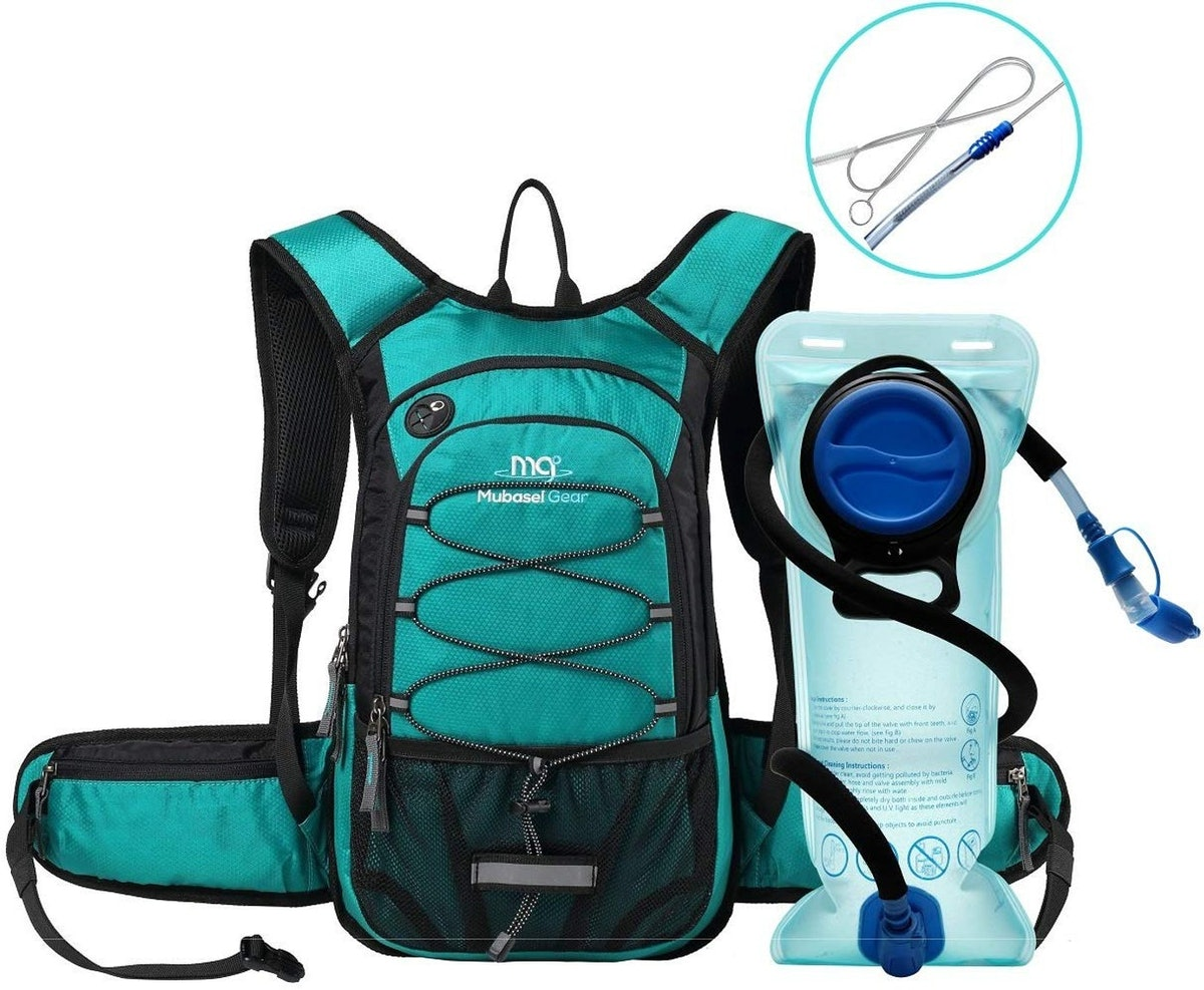 Mubasel Gear Insulated Hydration Backpack