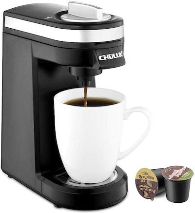 CHULUX Single Serve Coffee Maker