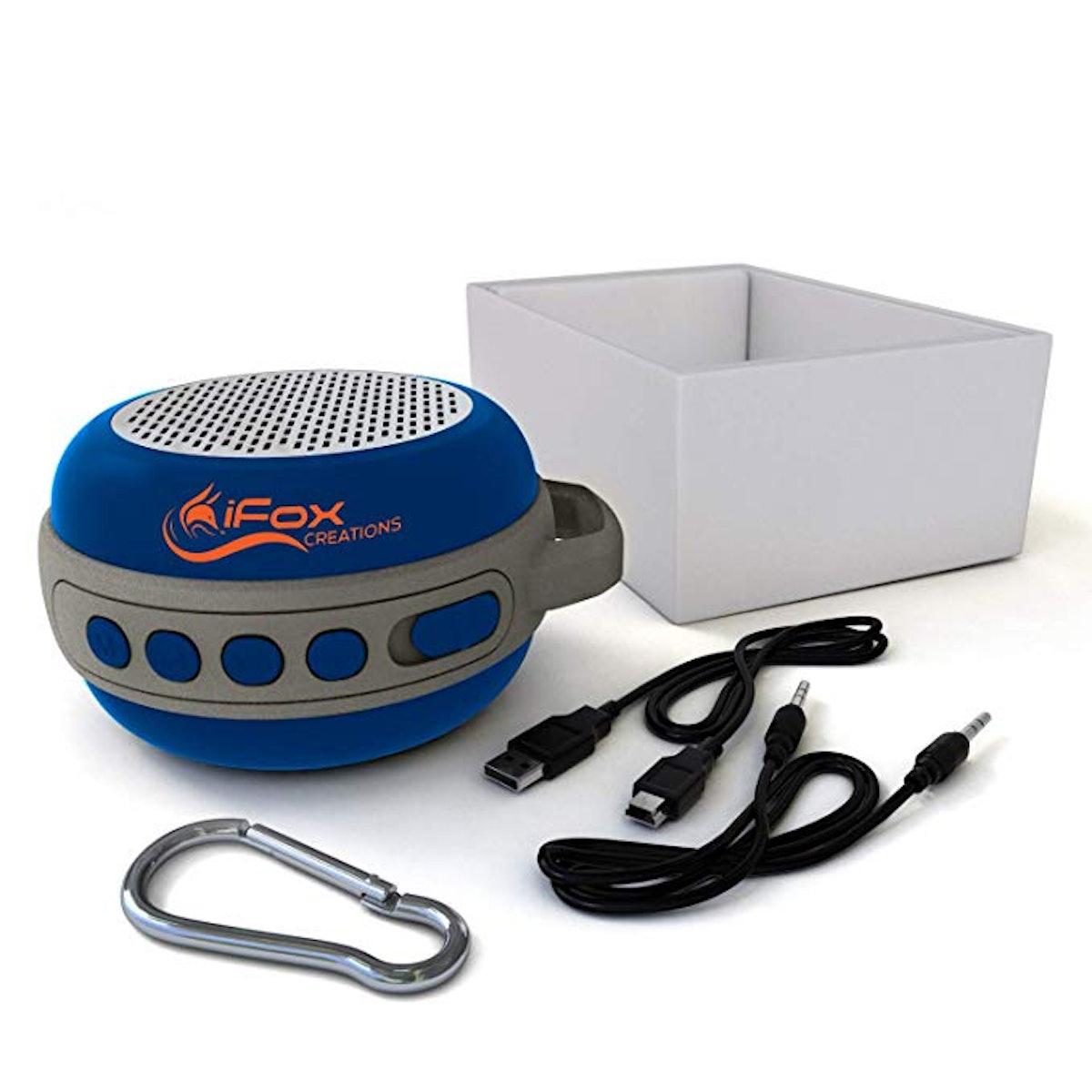 iFox IFS303 Ultra Portable Bluetooth Speaker