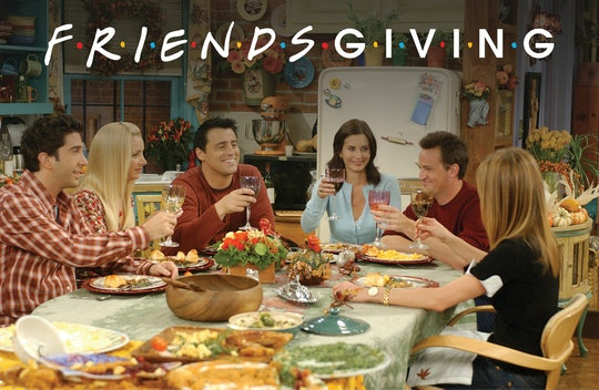 'Friends' Thanksgiving episodes will play in theaters across the United States as part of a special ...