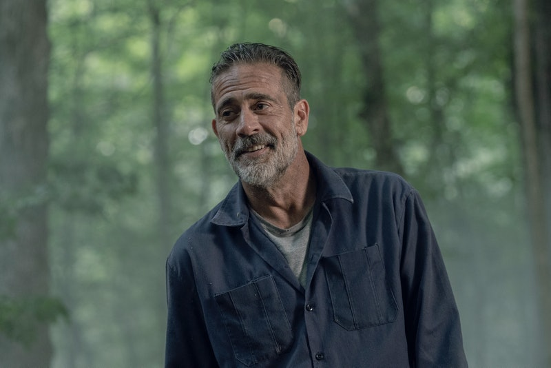 Negan experiences freedom on The Walking Dead.