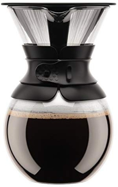 Bodum Pour-Over Coffee Maker, 8 Cups