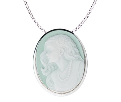 Charlotte Cameo Necklace