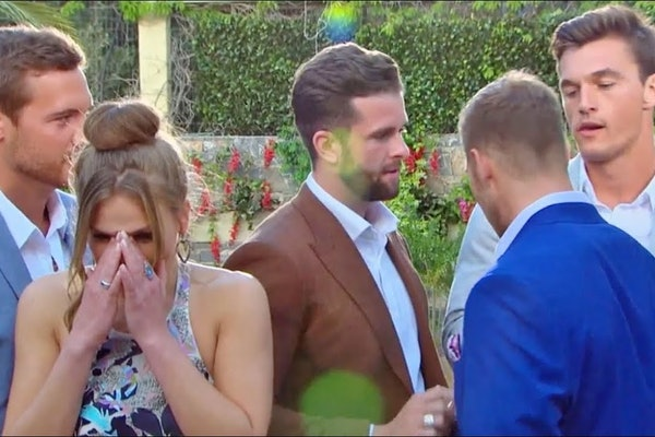 Hannah B. and Luke's feud was a big one in Bachelor Nation