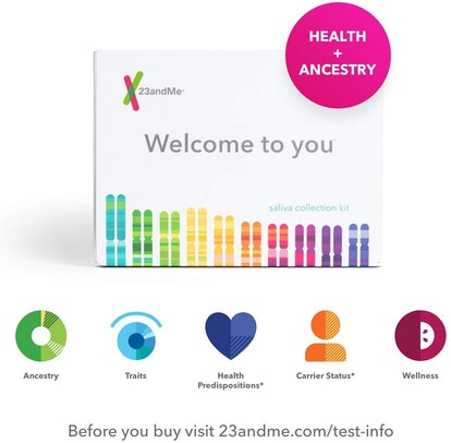 23andMe DNA Test - Health + Ancestry Personal Genetic Service