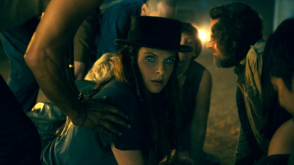Rebecca Ferguson as Rose the Hat in Doctor Sleep