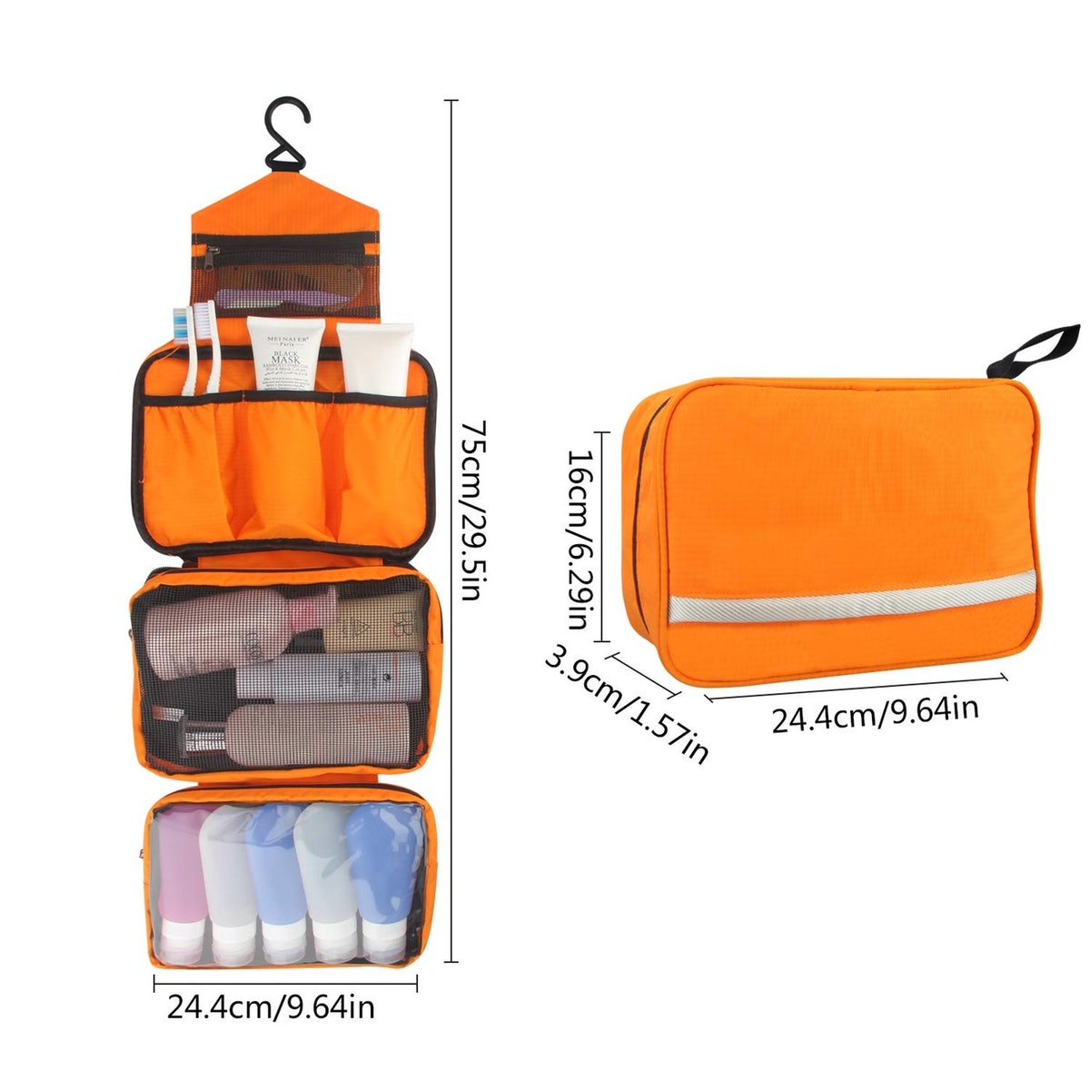 Relavel Compact Hanging Hygiene Purse