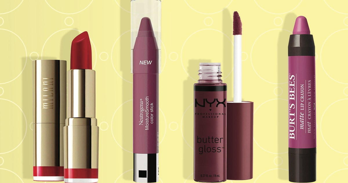 The 7 Best Moisturizing Lipsticks
