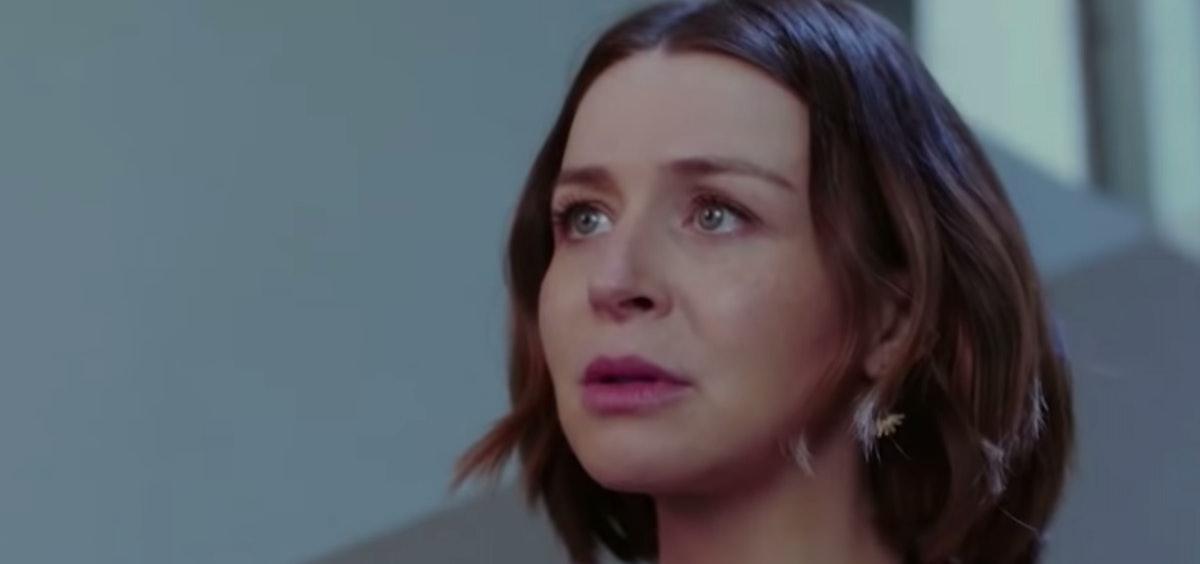 Amelia in the 'Grey's Anatomy' Season 16 Episode 7 promo