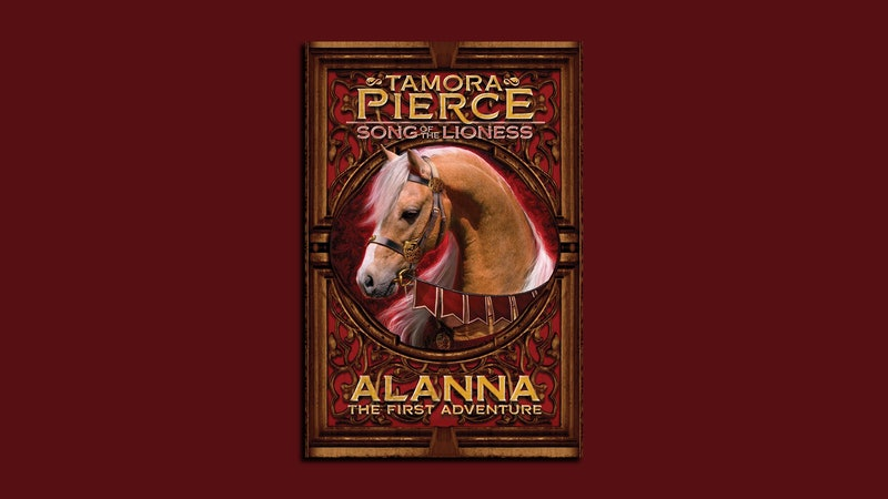 Tamora Pierce's Alanna The First Adventure, among other books, is becoming a TV series.