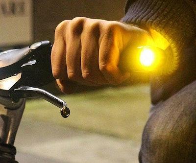 Bike Handlebar Turn Signal Lights