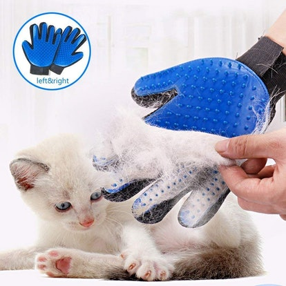 StarRoad Pet Grooming Gloves (1 Pair)
