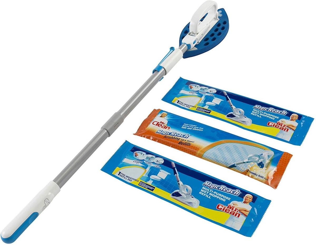 Mr. Clean Magic Reach Bathroom Cleaning Tool