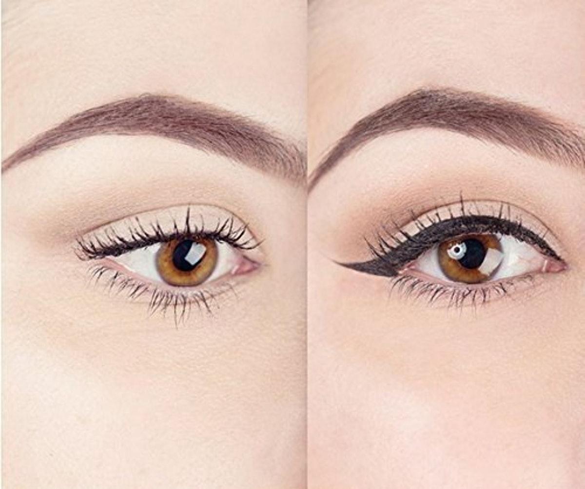 Lovoir Winged Eyeliner Stamp Pens (Set Of 2)