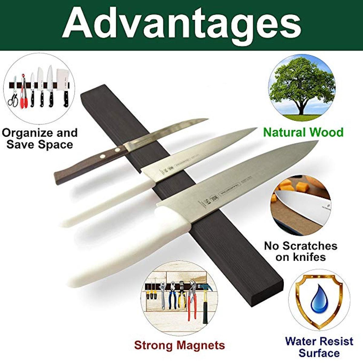 Vk Magnetic Knife Strip