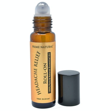 Prime Natural Headache Relief Roll-On Essential Oil