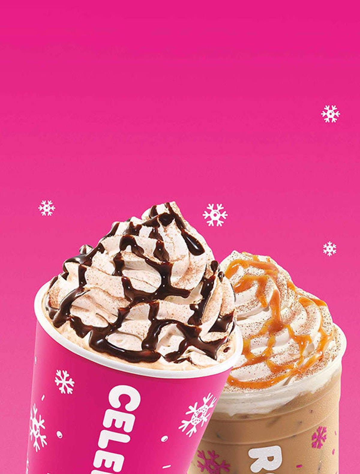 Dunkin's Holiday 2019 Drinks are the sweetest thing you'll taste all season, with five different co...
