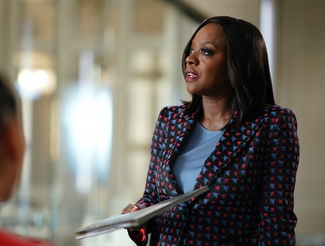 Annalise Keating on 'HTGAWM'