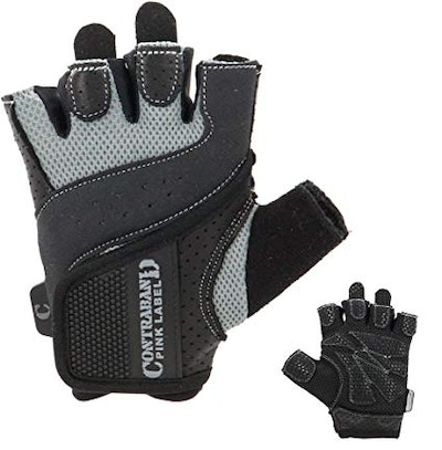 Contraband Pink Label Weight Lifting Gloves