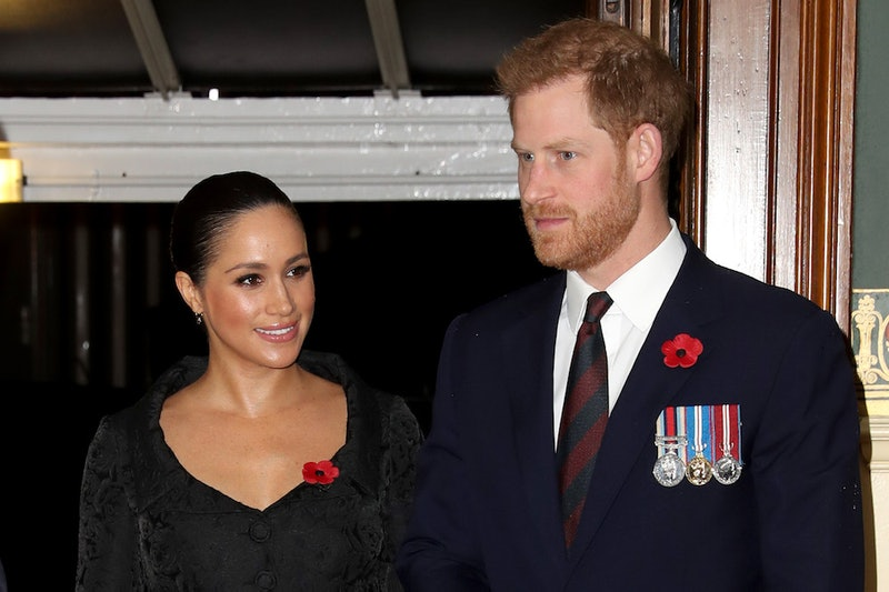 Meghan Markle and Prince Harry's royal family outing is their first post-documentary