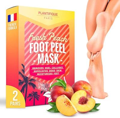 Plantifique Soft Foot Exfoliating Mask