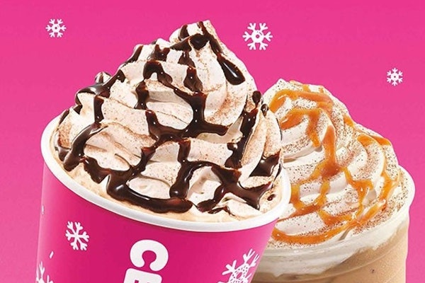 Does Dunkin' Have A Gingerbread Latte?