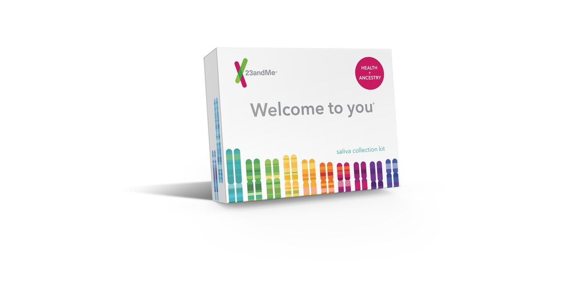 23andMe's Black Friday 2019 Sale Seriously Should Not Be Missed
