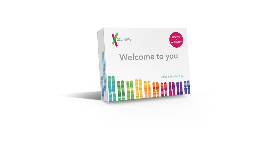 23andMe kits are on sale for Black Friday