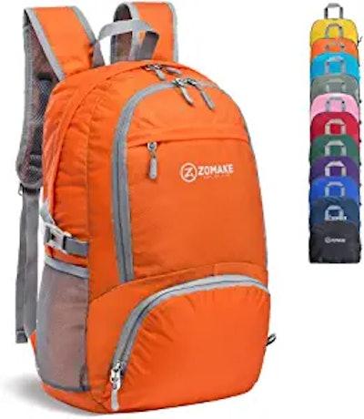 ZOMAKE Lightweight Packable Backpack