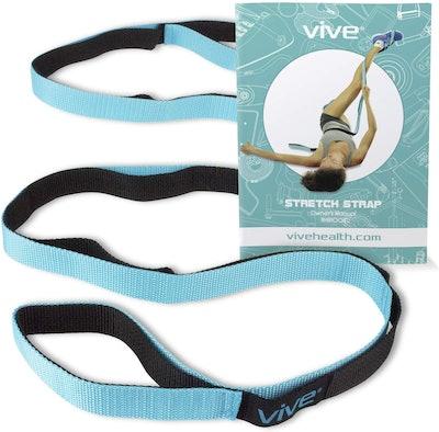 Vive Stretch Strap - Leg Stretch Band
