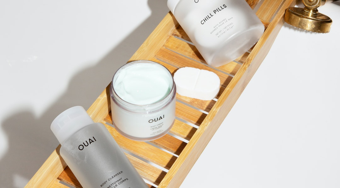OUAI's Chill Pills are a new bath bomb to help you relax