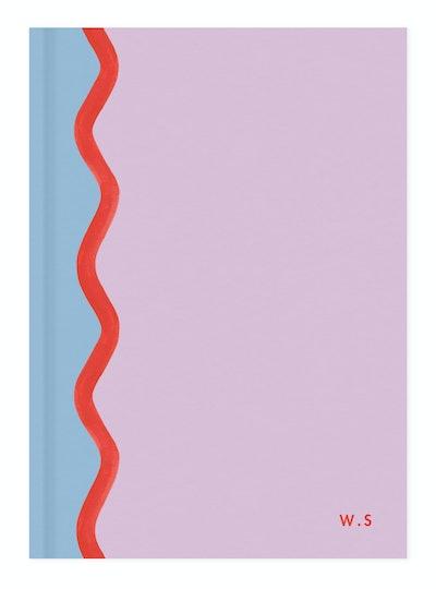 Scallop Spine Hardback Notebook