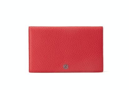 Accordion Travel Wallet — Siren Leather