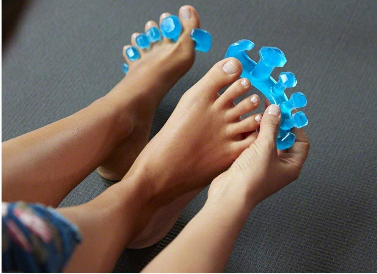 Yoga Toes Toe Gems