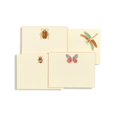 Bugs Assorted Hand-Painted Notecards