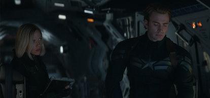 Scarlett Johansson and Chris Evans star in Avengers: Endgame, defend Marvel