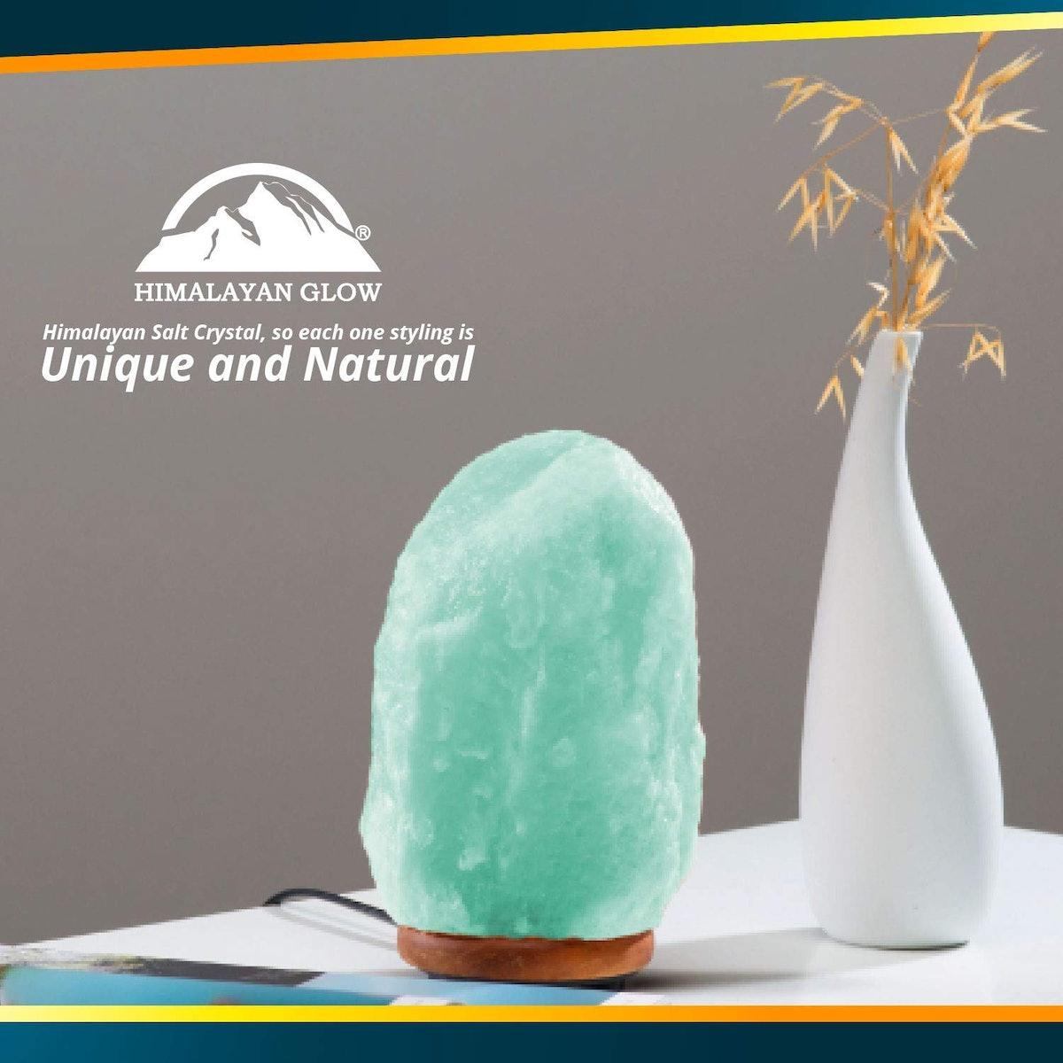 Himalayan Glow Multicolor USB Salt Lamp